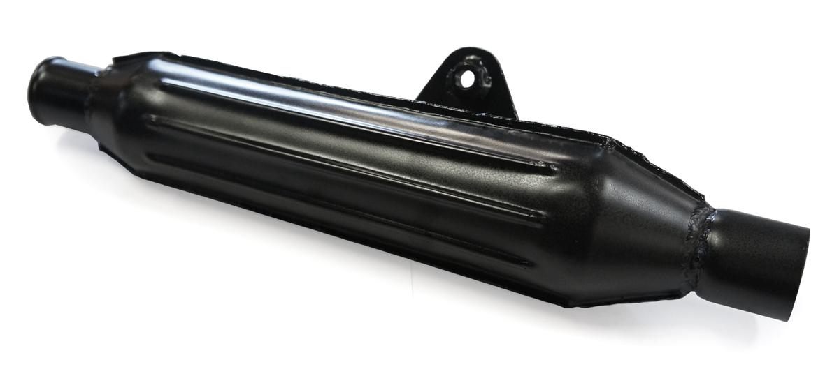 1974 CR レプリカサイレンサー☆Replica pickles silencer for 1974 CR Elsinore
