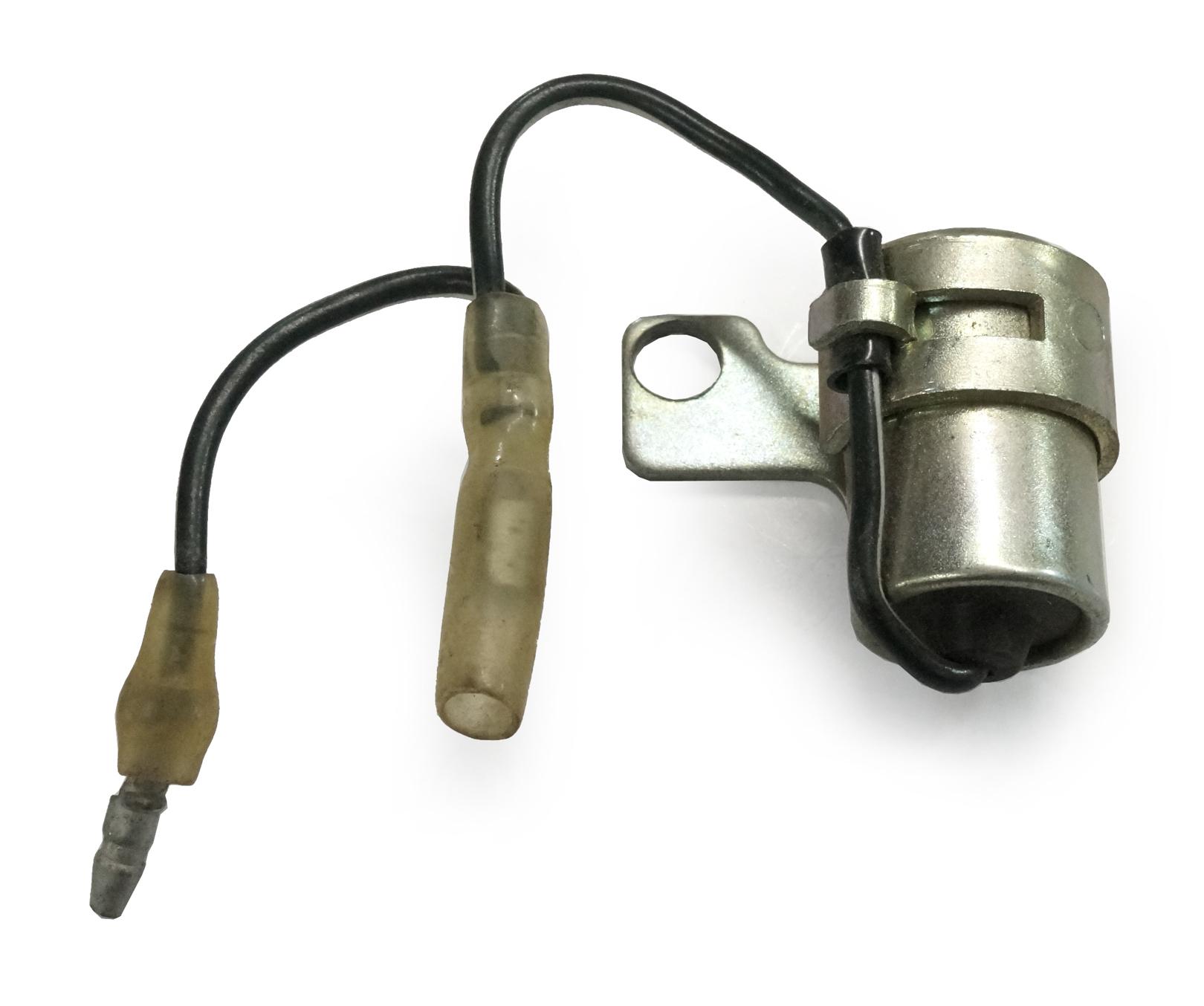1974-76 MT125/250 コンデンサー NOS