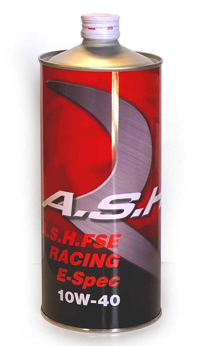 A.S.H/アッシュ FSE Racing エンジンオイル (10W-40)
