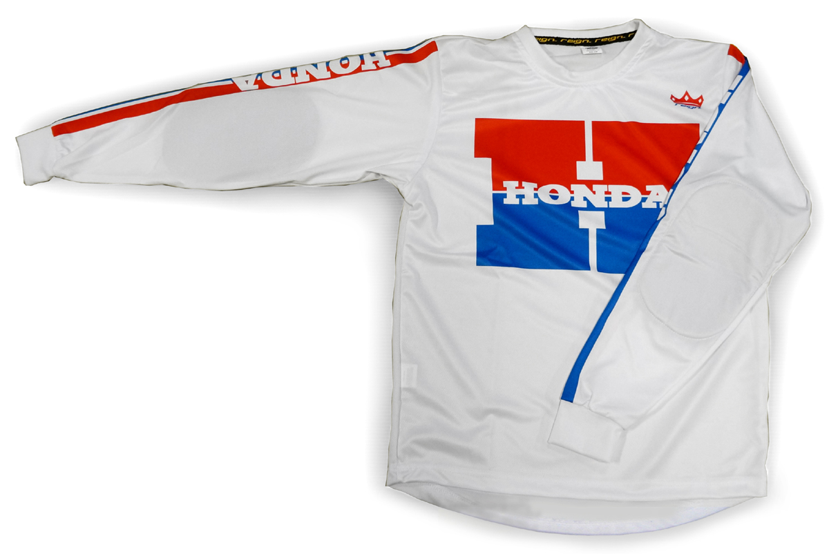 "VMX HONDA 80s BIG""H"" ジャージ"