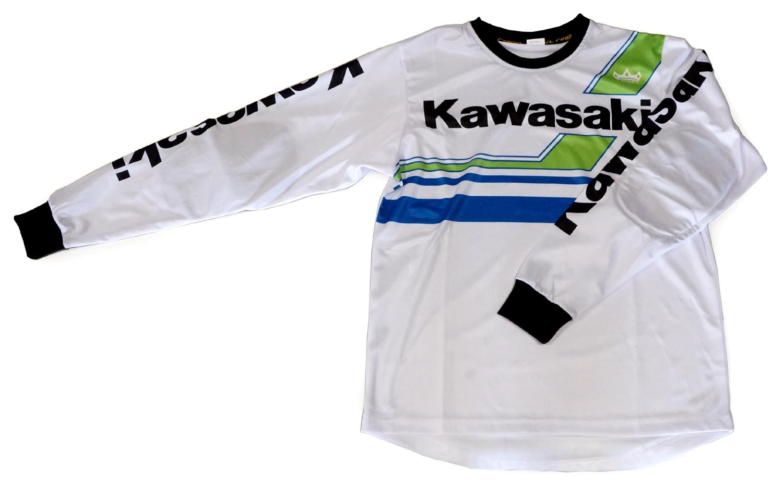 VMX KAWASAKI 80's ジャージ
