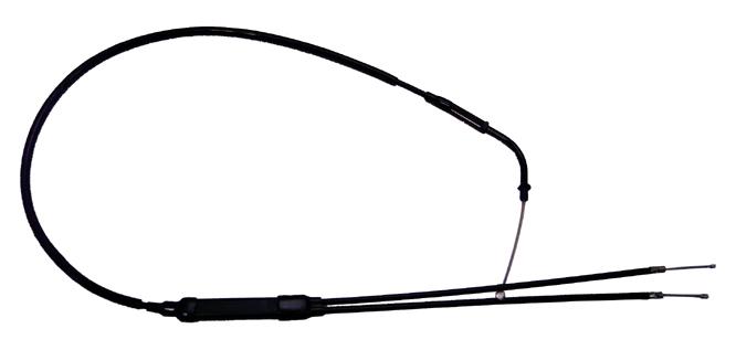 スロットルケーブル(ヤマハXS650、VM34用)