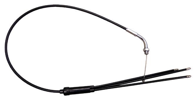 チョークケーブル(1972-75 カワサキH2-750用)