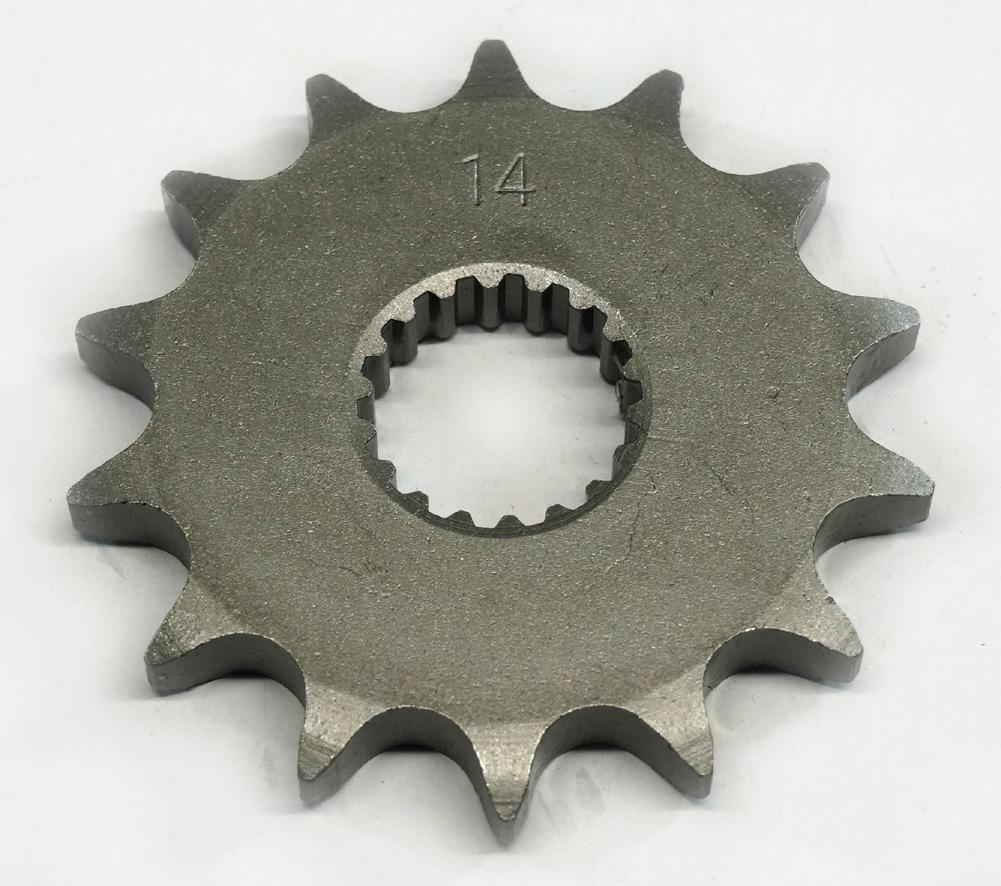 1975-79 RM125 フロントスプロケット (428-14T)