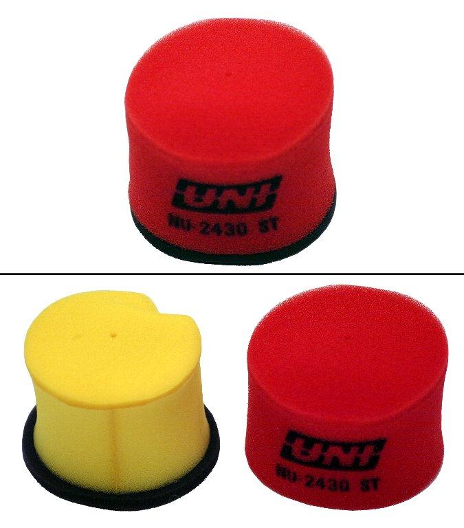 1979-80 RM100/125 PE125 1980-81 PE175 UNI エアフィルター