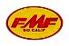 FMF Swingarmデカール(イエローベース)