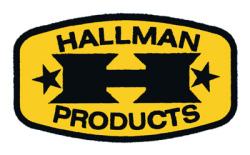 Hallman デカール