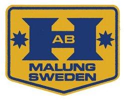 Hallman AB Mauling Sweden デカール