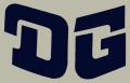 DG Helmet/Fenderデカール(ダークブルー)