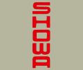 SHOWA Die Cut (レッド)デカール