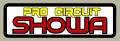 Pro Circuit Vintage SHOWA デカール