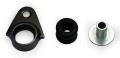 チャンバー用ハンガーブラケット(汎用品)(カラーサイズ:8mmX21mm)☆Hanger bracket(general)(collar size:8mmX21mm)