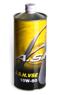 A.S.H/アッシュ VSE エンジンオイル (10W-50)