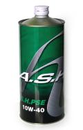 A.S.H/アッシュ PSE エンジンオイル (10W-40)