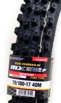 ダンロップ MX52F 70/100-17 40M フロント