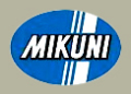 MIKUNI デカール
