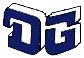 DG Helmet/Fenderデカール(ブルーシャドー)