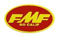 FMF Swingarmデカール(レッドベース)
