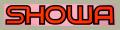 SHOWA フォークデカール(ラージ/ピンクベース)