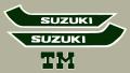 1973 TM125 タンクデカールセット