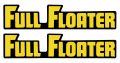 1981-83 RM125-500 FULL FLOATER スウィングアームデカールセット(PR)