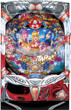 CRスーパー海物語IN JAPAN 319バージョン