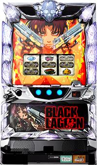 七匠 パチスロ BLACK LAGOON3 【ブラックラグーン3】 リミットブレイク 中古パチスロ実機