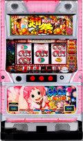 SNKプレイモア 神たま2~あっぱれ超みこし祭~ ピンク 中古パチスロ実機
