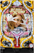SANKYO CR FEVER KODA KUMI V SPECIAL LIVE BIG or SMALL 中古パチンコ実機