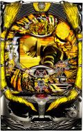 【ベルト役物不問】京楽 CRぱちんこ仮面ライダーV3 GOLD Version 中古パチンコ実機