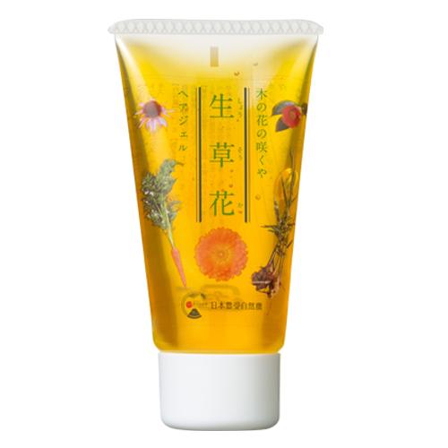 生草花 ヘアジェル|レメディ.com ホメオパシージャパン正規販売店