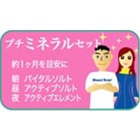 プチミネラルセット|レメディ.com ホメオパシージャパン正規販売店
