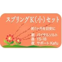 スプリングKセット|レメディ.com ホメオパシージャパン正規販売店
