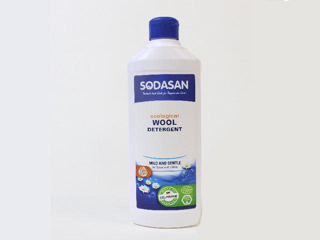 ソーダサン ランドリーリキッド ウール・シルク用 500ml