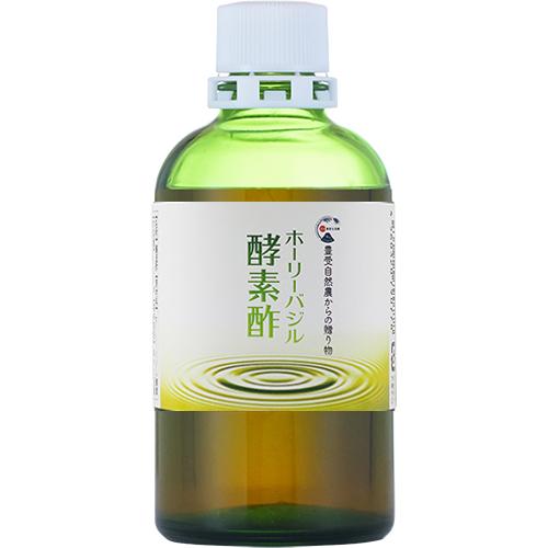 ホーリーバジル生酵素酢100ml