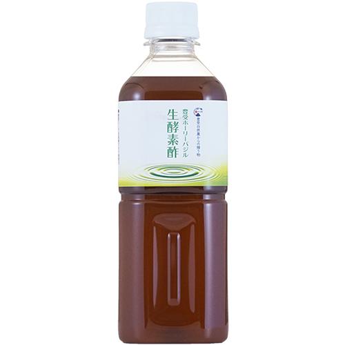 ホーリーバジル生酵素酢500ml