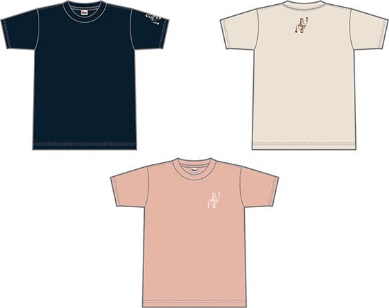 【9月29日(水)まで】完全受注生産!恋とか愛とか(仮) オリジナルTシャツ