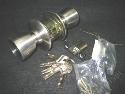 SEIWAX 円筒錠 鍵付 ディンプルシリンダー D200-1(T) 《B-02-1》