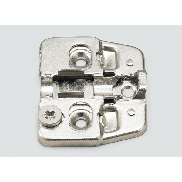 スガツネ工業 LAMP ワンタッチスライド丁番 151シリーズ用座金 150-P4W-32TH+2