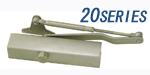 リョービ ドアクローザー スチールドア用 S-23P ストップ付