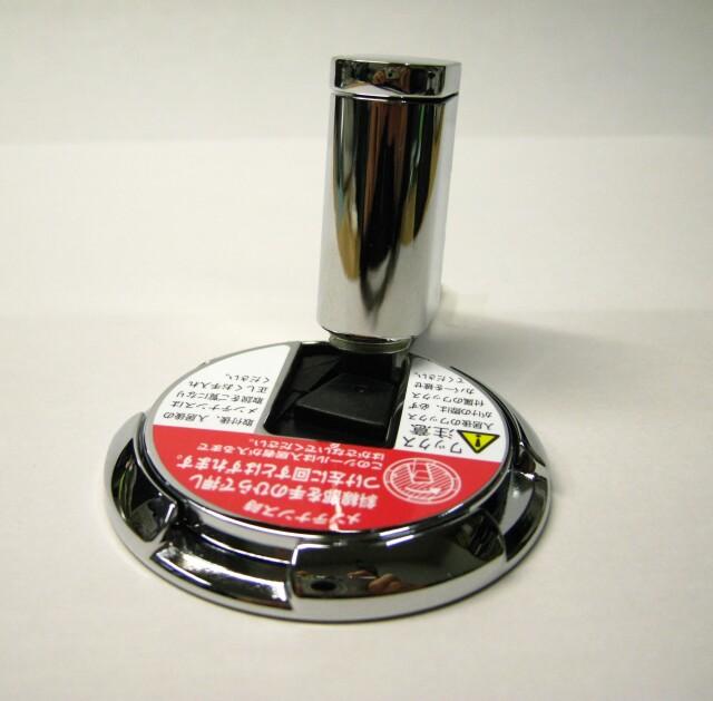 カワジュン ドアキャッチャー AC-784-XC クローム