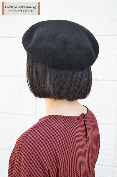 オータムW/N ベレー(全3色)