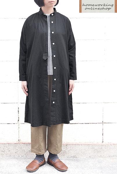 【送料無料】ビエラナチュラルピーチワッシャーシャツワンピース(全2色)