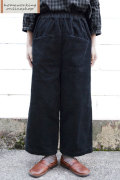 【SALE再値下げ40%OFF】【送料無料】8Wコーデュロイタックフロントポケットパンツ(全3色)