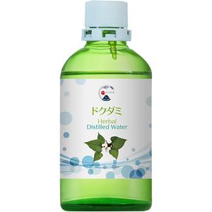 ハーブ蒸留水 ドクダミ ホメオパシージャパン 日本豊受自然農