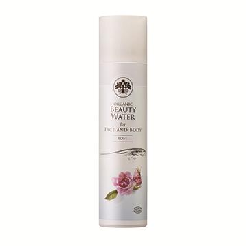 ビューティーウォーター フェイス&ボディー ローズ120g 生活の木 化粧水