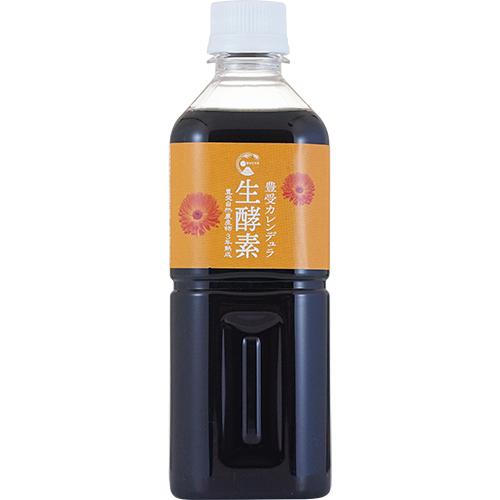 カレンデュラ生酵素500ml 日本豊受自然農