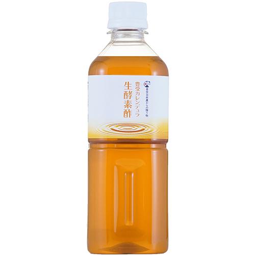 カレンデュラ生酵素酢500ml 日本豊受自然農