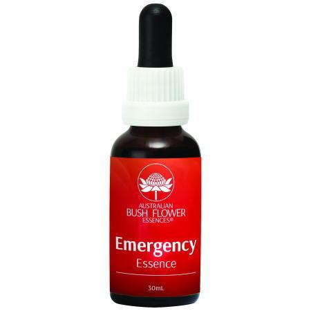 エマージェンシー 緊急 Emergency オーストラリアンブッシュフラワーエッセンス