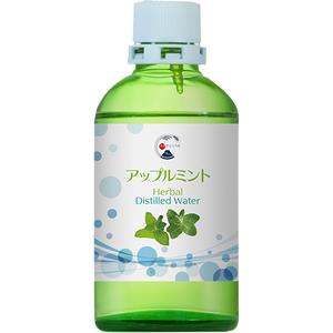 ハーブ蒸留水 アップルミント ホメオパシージャパン 日本豊受自然農